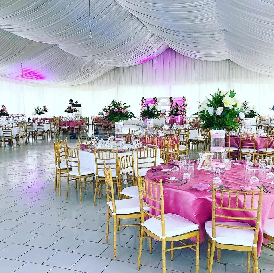 Salle De Mariage A Louer A Riviera Palmeraie Cocody Abidjan Avec